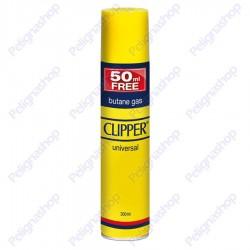 Clipper Gas Butane universale 300 ml ricarica accendini