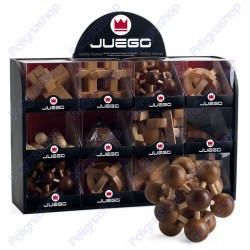 Juego Ability Game - 12 rompicapo in legno