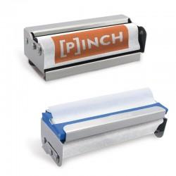 Pinch Rollatore in metallo con portacartine