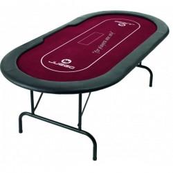 Tavolo da gioco Juego poker Texas hold'em 210 x 106 cm