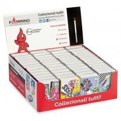 Fiammiferi svedesi Comics Fiammino - Box da 48 scatoline da 38