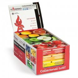 Fiammiferi famiglia Ricette Fiammino - Box da 12 scatoline da 260