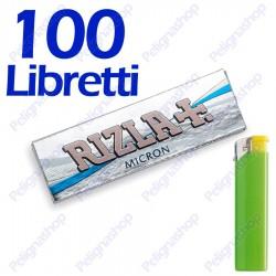 5000 Cartine Rizla Micron corte - 100 libretti