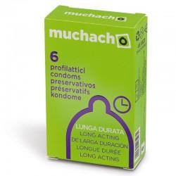 Preservativi Ritardanti Long Acting Muchacho - Box da 120 Profilattici