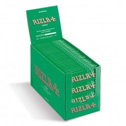 RIZLA CARTINE VERDI CORTE box da 100 libretti