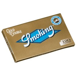 CARTINE SMOKING ORO CORTE DOPPIE GOLD - LIBRETTO