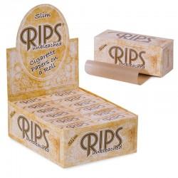 Cartine RIPS non sbiancate - 1 Box da 24 rulli