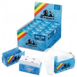 Cartine Rolls Slim Ziggi Ultra Sottili e Filtri - 1 Box da 16 Rulli