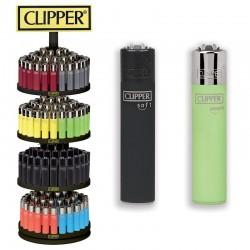 Clipper Micro PAINTED 2 - Expo da 192 Accendini