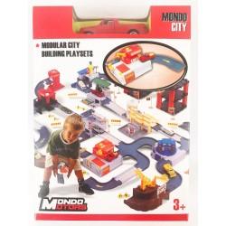 Mondo Motors Modellino Città - Automobile micro car