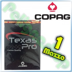 Carte da Gioco Texas Hold'Em Poker JUEGO Casinò Pro