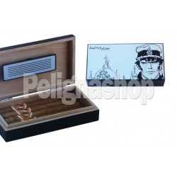 CORTO MALTESE Humidor Travel Venezia umidificatore
