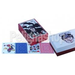 CORTO MALTESE Poker Set - Astuccio con 2 mazzi di carte