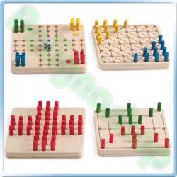 JUEGO ORIENTAL GAME 4 giochi orientali formato mini