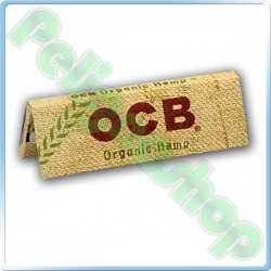 CARTINE OCB ORGANIC HEMP CORTE CANAPA BIOLOGICA - LIBRETTO