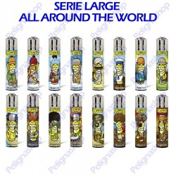 8 CLIPPER Large serie All Around The World