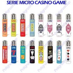 16 CLIPPER Micro serie Casinò Games