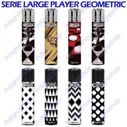 8 Clipper Large serie Player Geometric