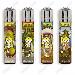 Clipper Large CLIPPERMAN serie 2 - 4 Accendini