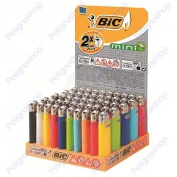 Bic Mini J25 Piccolo - Box da 50 Accendini
