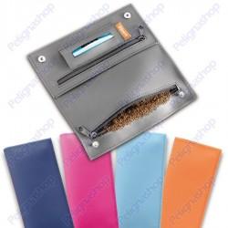 Portatabacco PINCH colorato porta cartine e filtri