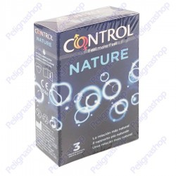 Preservativi Control Nature Adapta Profilattici - confezione da 3 pezzi