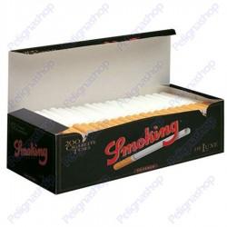 Smoking Tubetti con Filtro King Size - Box da 200 Sigarette Vuote
