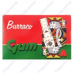Carte da gioco Burraco Gum MODIANO plastificate 2 mazzi da 54 carte