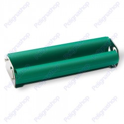 Rizla Rollatore Verde in Metallo King Size per Cartine Lunghe Regular Metal
