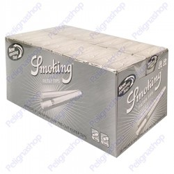 Smoking Extra Slim 5,5mm - Box 20 Scatoline da 120 Filtri