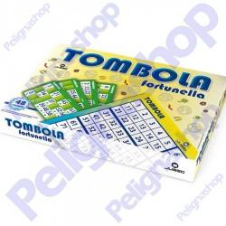 Juego Tombola Fortunella con 48 cartelle