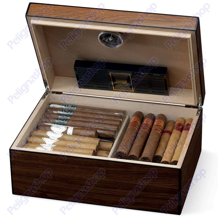 Eccezionale Humidor 40 De Medici in legno YV61
