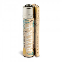 Clipper Large Accendino Natura con cartina corta