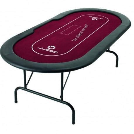 Juego tavolo da gioco poker texas hold 39 em 210 x 106 cm - Tavoli da gioco carte pieghevoli ...