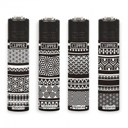 Clipper Large Fantasia GEOMETRIC 2 - 4 Accendini