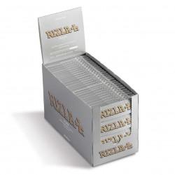 RIZLA CARTINE CORTE SILVER ARGENTO confezione da 100 libretti