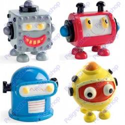 Salvadanaio CHILLING TIME Robot Money Bank