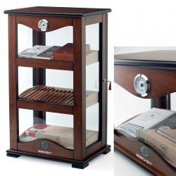 Egoist Humidor Vetrina 100 sigari con tre ripiani e serratura JK00175