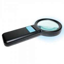 Satzuma Magnifying Glass Lente di Ingrandimento 3x con LED