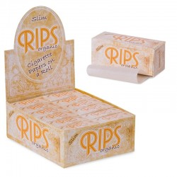 Cartine RIPS canapa organiche - 1 Box da 24 rulli