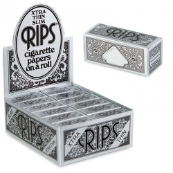 Cartine RIPS Extra Sottili Thin Slim - 1 Box da 24 rulli