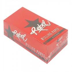 Cartine Rebel Corte - Box da 50 Libretti
