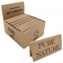 Cartine + Filtri SNAIL 100% Natural - 1 Box da 20 Libretti con Calamita