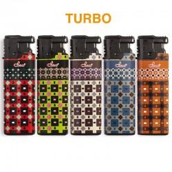 Ciao Turbo LARGE REVIVAL - Box da 50 Accendini