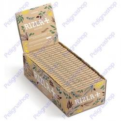 Cartine RIZLA NATURA Corte Biodegradabili 1 Box da 50 libretti