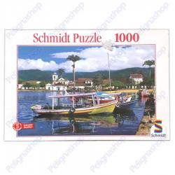 Puzzle Schmidt 1000 pezzi NEL PORTO