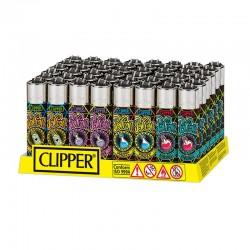 Clipper LARGE Fantasia POTIONS K - Box da 48 Accendini