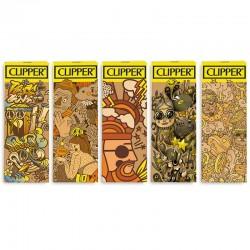Cartine Clipper Pure Corte - 3 Libretti Singoli