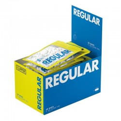 Clipper Regular 8mm Lisci - Box 30 Bustine da 100 Filtri