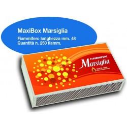 Fiammiferi Maxi Box - 1 Box da 10 scatoline da 250